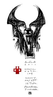 Mystic Mask 109